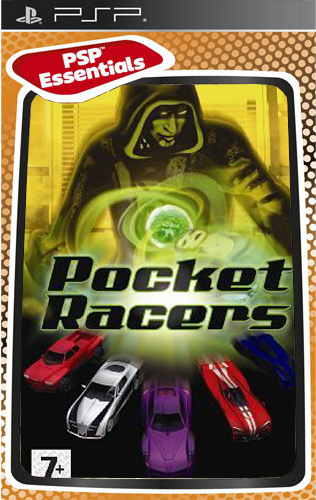 Ver POCKET RACER ESSENTIAL PSP