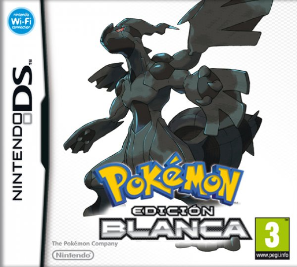 Pokemon Blanco Nds