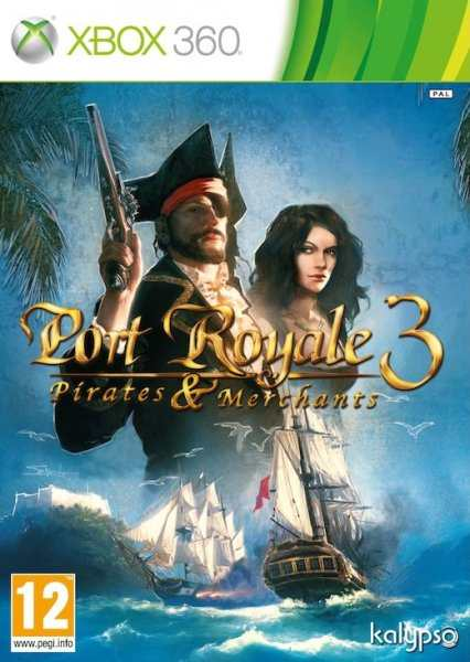 Ver PORT ROYALE 3 X360