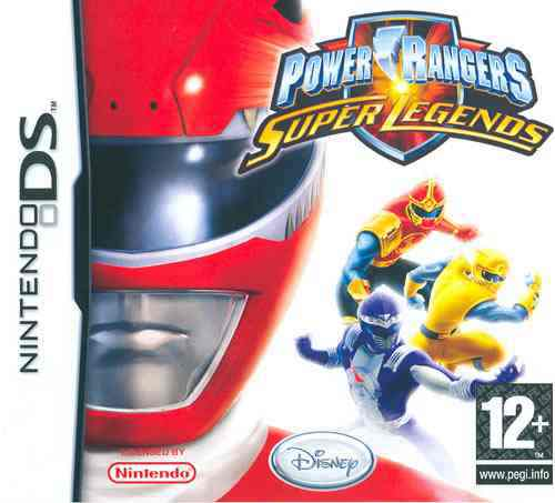 Power Rangers Nds