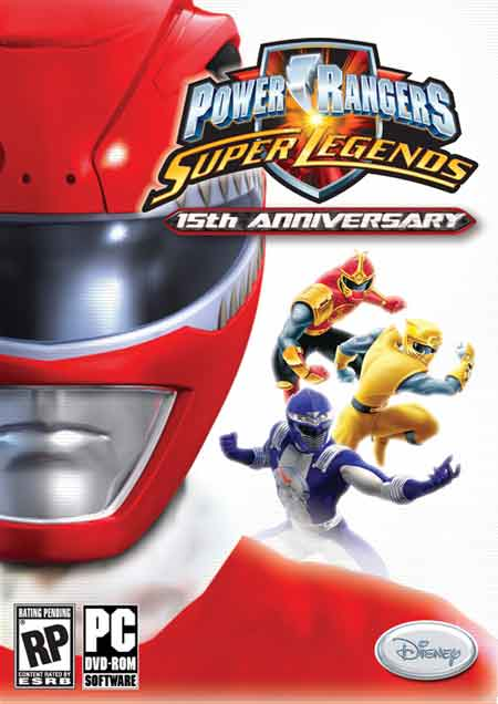 Power Rangers Superlegends Pc