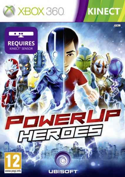 Power Up Heroes X360k