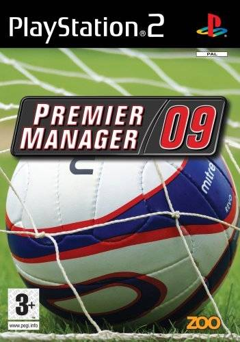 Premier Manager 09 Ps2