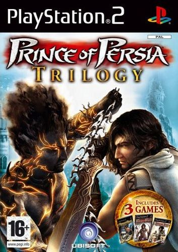 Prince Of Persia La Trilogia Hd Ps3