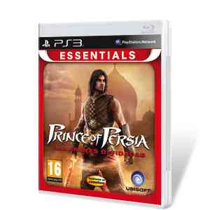 Prince Of Persia The Forgotten Sands Essentials Ps3