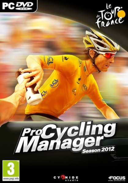 Pro Cycling Manager 2012 Pc