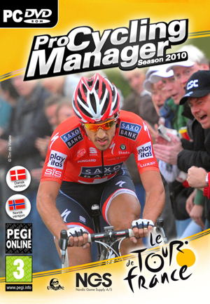 Pro Cycling Manager Tour De France 2010 Pc