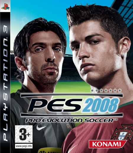 Pro Evolution Soccer 08 Ps3