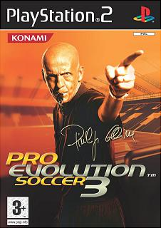 Pro Evolution Soccer 3 Ps2