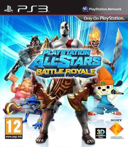 Ps All Stars Battle Royale Ps3