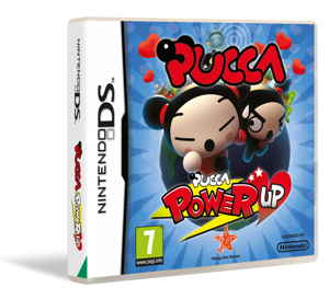 Pucca Power Up Nds