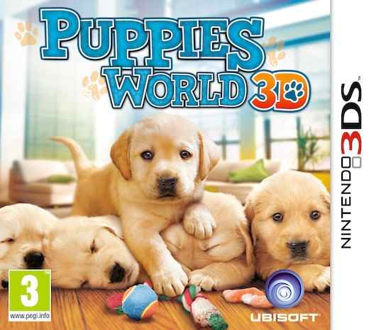 Puppies World 3ds
