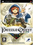 Puzzle Quest Challenge Of The Warlornds Psp