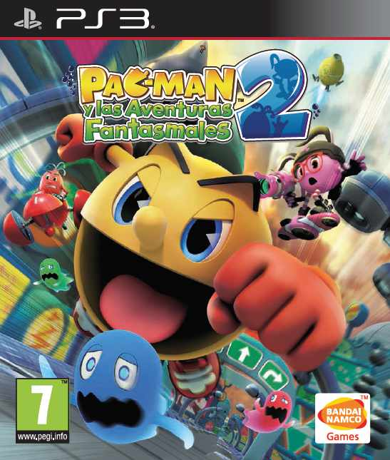 Ver Pac Man And The Ghostly Adventures 2 Ps3