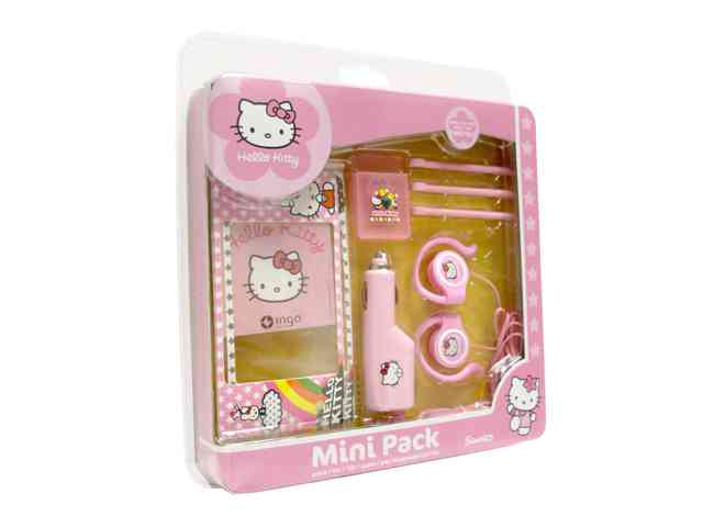 Ver Pack 9 En 1 Hello Kitty Ndsi Xl