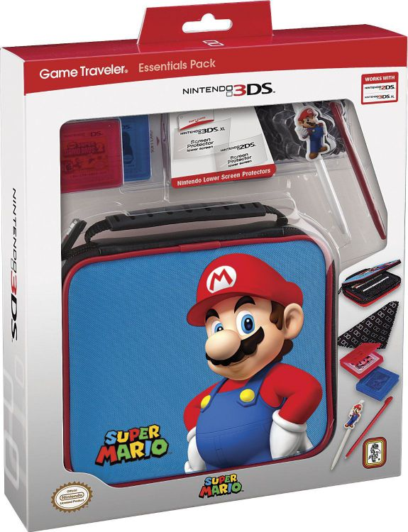 Ver Pack Mario Oficial 2Ds