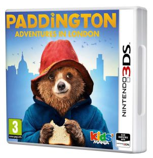 Ver Paddington Adventures In London 3Ds