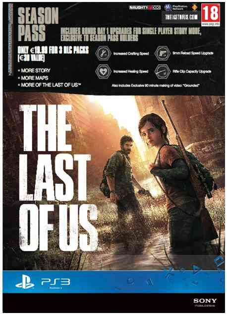 Pase De Temporada The Last Of Us Playstation Network