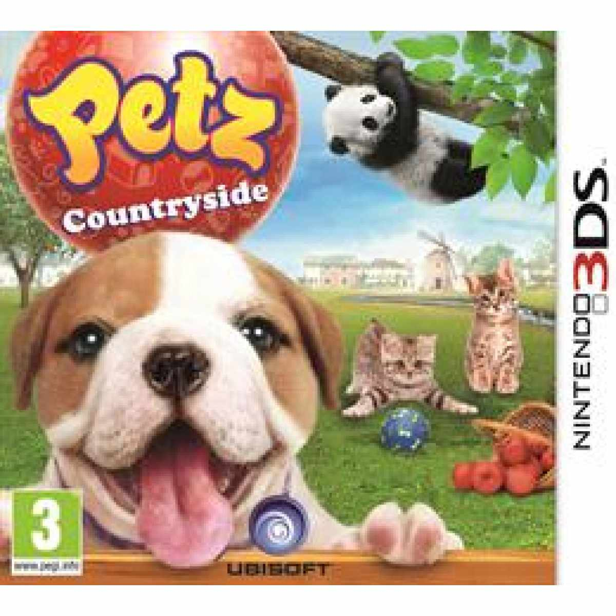 Ver Petz Countryside Animalz Aventuras Camperas 3Ds