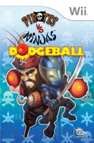 Ver Pirates Vs Ninjas Dodgeball Wii