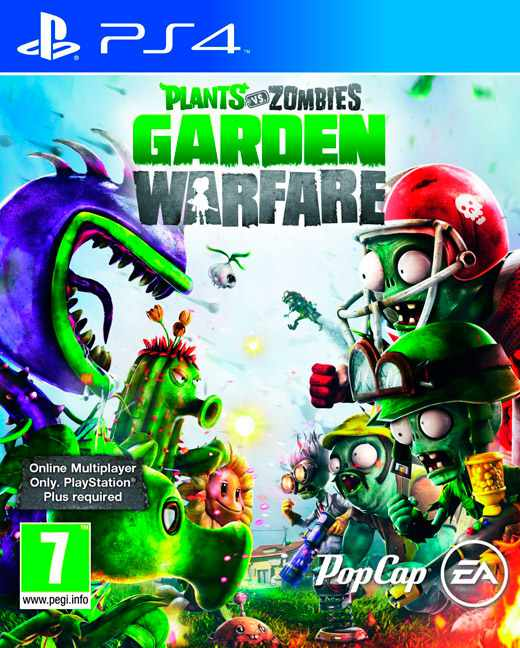 Ver Plants Vs Zombies Garden Warfare Ps4