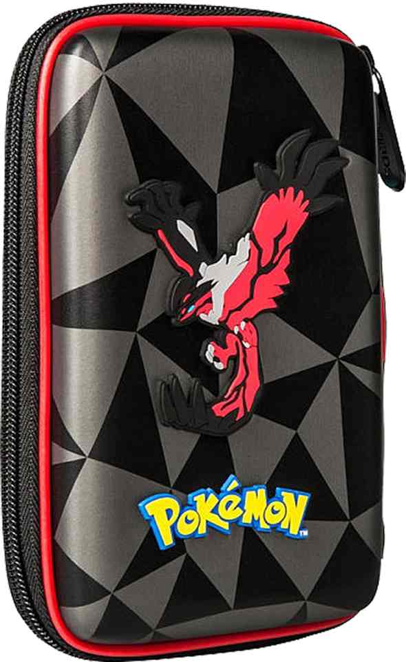 Pokemon Xy Universal Zip Case 3dsxl