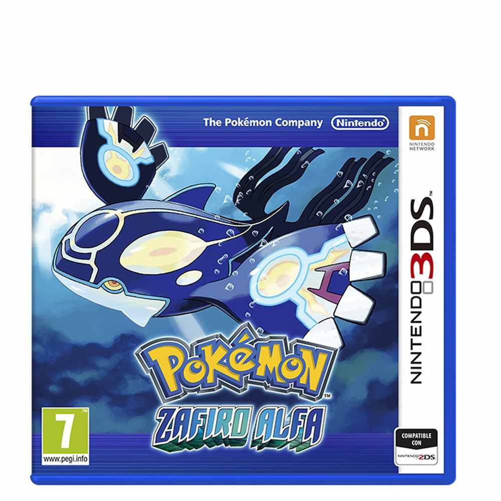 Ver Pokemon Zafiro Alfa 3Ds