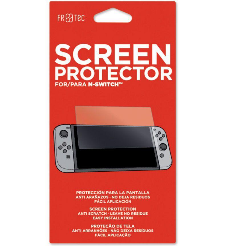 Potector de pantalla  Gamuza Freetec N Switch