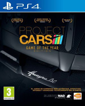 Ver Project Cars Game Of The Year Edition Ps4