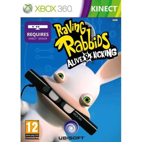 Rabbids Vivitos  Okupando El Salon X360k