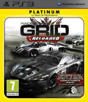 Race Driver Grid Reloaded Ps3