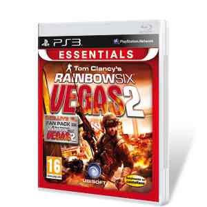 Rainbow Six Vegas 2 Complete Edition Essentials Ps3