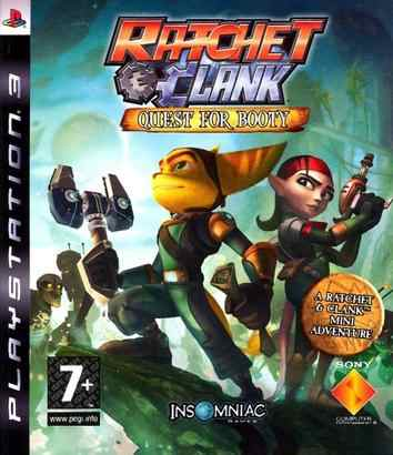 Ratchet  Clank Quest For Booty Ps3