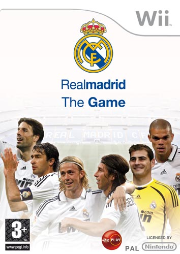 Real Madrid The Game Wii
