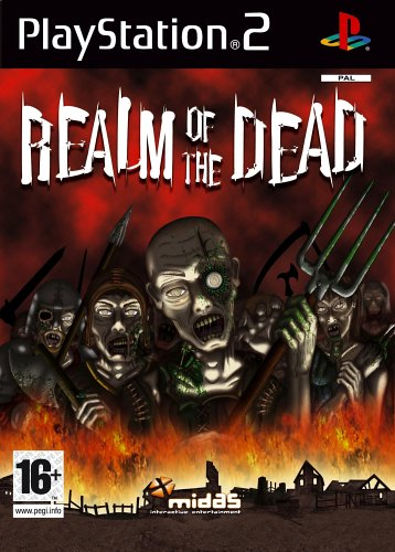 Realm Of The Dead Ps2