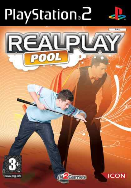 Realplay Pool Ps2