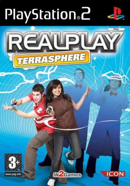 Realplay Puzzlesphere Ps2