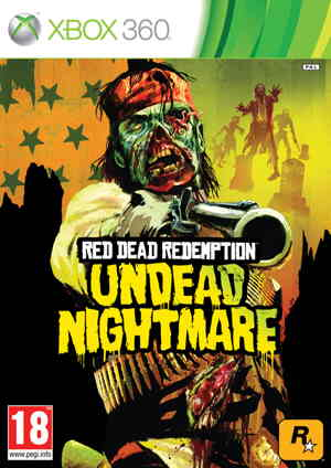 Red Dead Redemption Undead Nightmare X360