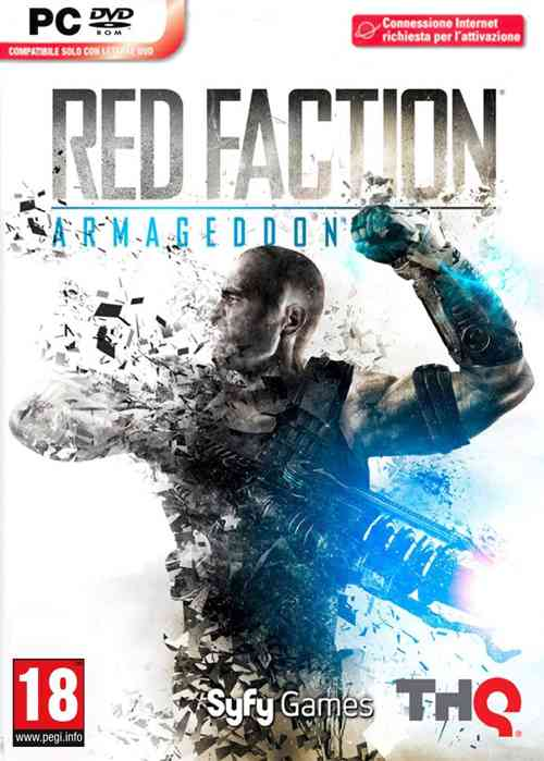 Ver RED FACTION ARMAGEDDON PC