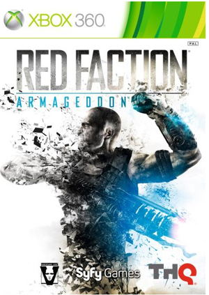Ver RED FACTION ARMAGEDDON SPECIAL EDITION X360