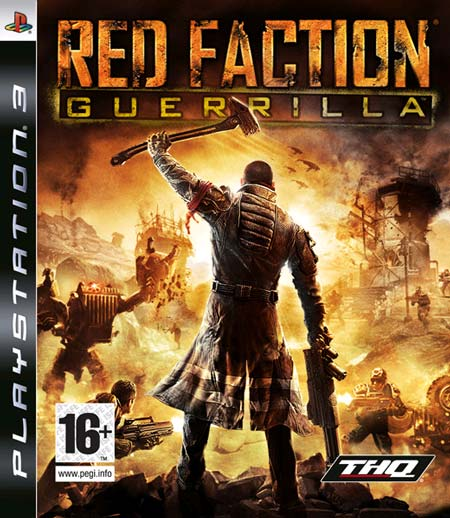 Ver RED FACTION GUERRILLA PS3