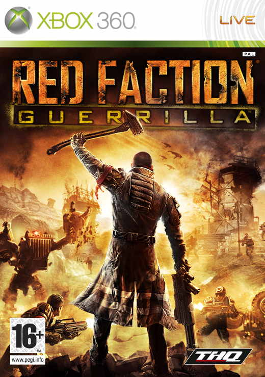 Red Faction Guerrilla X360