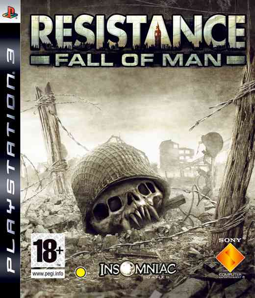 Ver RESISTANCE FALL OF MAN PS3