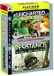 Resistance Fom Pla   Uncharted Pla Ps3