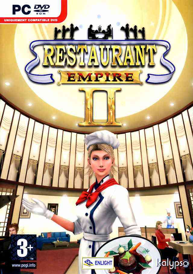 Restaurant Empire Ii Pc