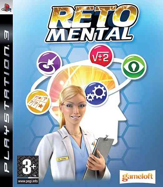 Ver RETO MENTAL PS3