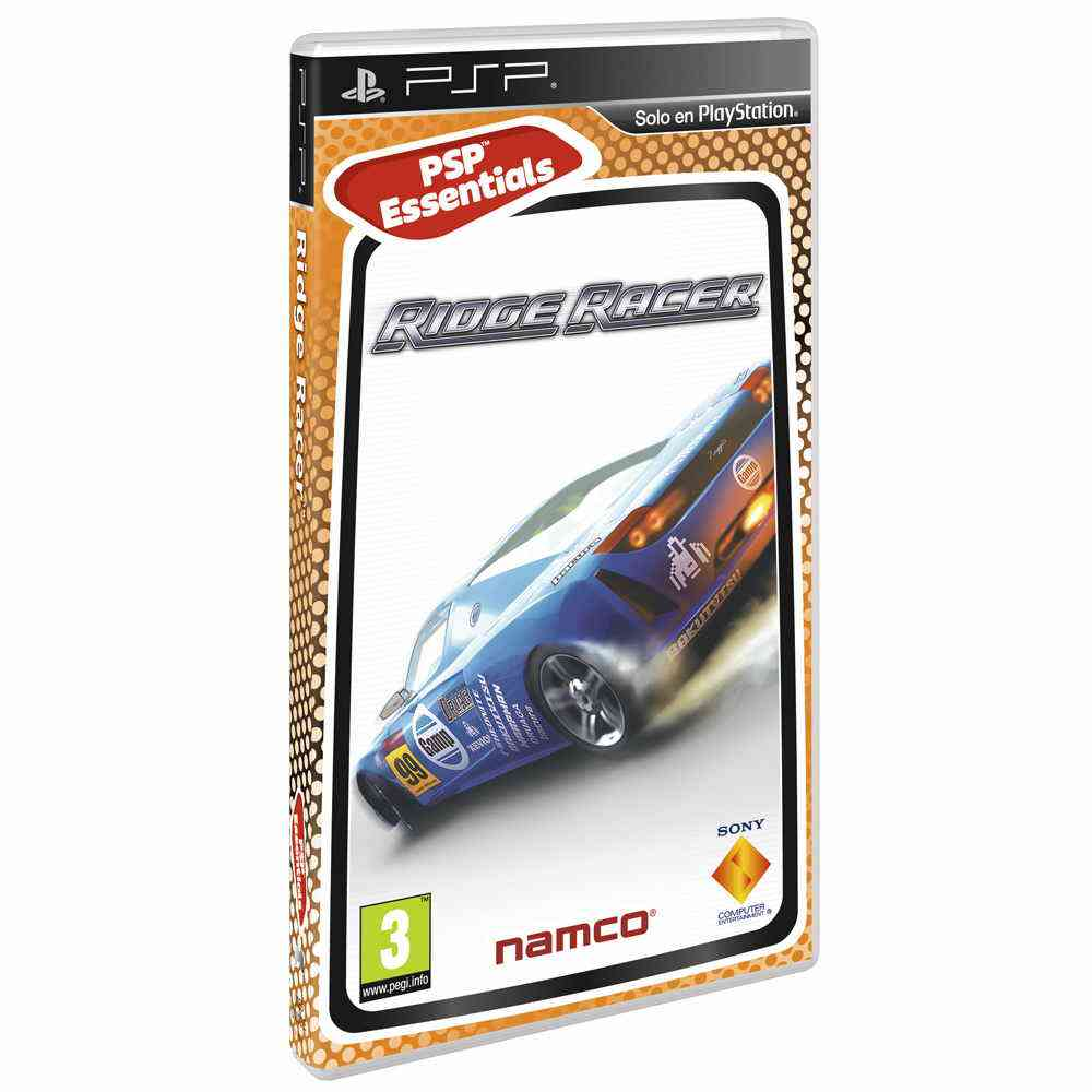Ridge Racer Essential Psp