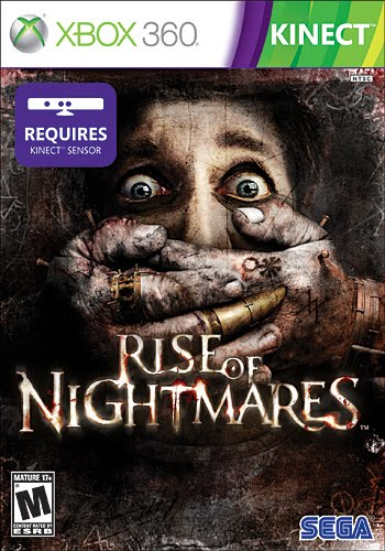 Rise Of Nightmares X360