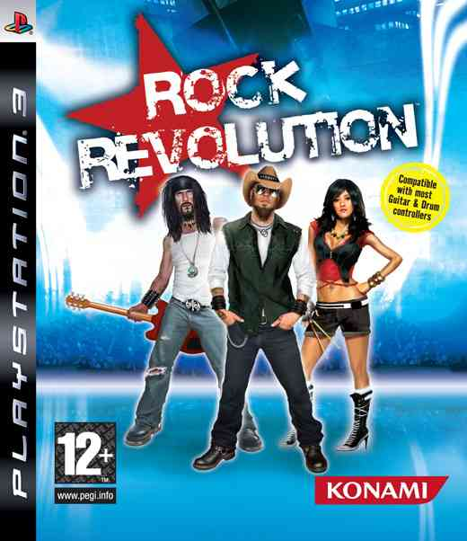 Ver ROCK REVOLUTION PS3