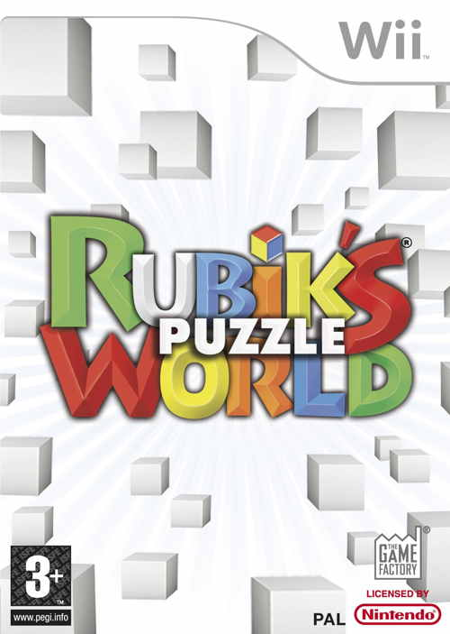 Ver RUBIKS PUZZLE WORLD WII